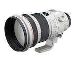 Canon 200mm f/2 L USM IS catalogue image