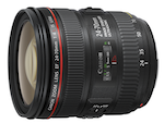 Canon 24-70mm f/4 L USM IS catalogue image
