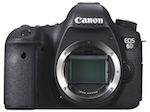 Canon 6D catalogue image