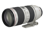 Canon 70-200mm f/2.8 L USM IS II catalogue image