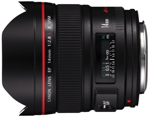 Canon 14mm f/2.8 L USM II catalogue image