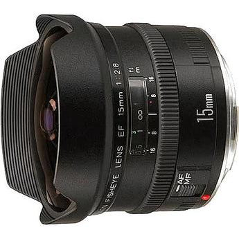 Canon 15mm f/2.8 Fisheye image