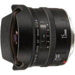 Canon 15mm f/2.8 Fisheye catalogue image