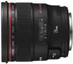 Canon 24mm f/1.4 L USM II catalogue image