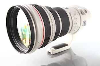 Canon 400mm f/2.8 L USM IS image
