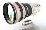 Canon 400mm f/2.8 L USM IS catalogue image