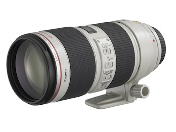 Canon 70-200mm f/2.8 L USM IS II image
