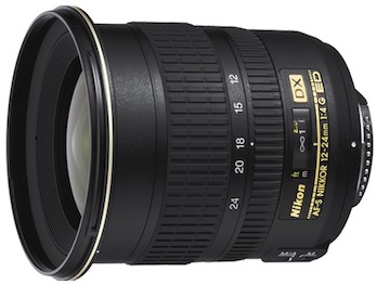 Nikon 12-24mm f/4 G AF-S IF ED DX image