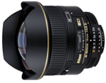 Nikon 14mm f/2.8 D ED catalogue image