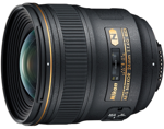 Nikon 24mm f/1.4 AFS ED catalogue image