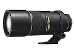 Nikon 300mm f/4 D AF-S IF catalogue image
