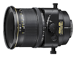 Nikon 45mm f/2.8 D ED PC-E catalogue image