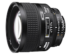Nikon 85mm f/1.4 D AF catalogue image