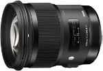Sigma 50mm f/1.4 DG HSM Art catalogue image